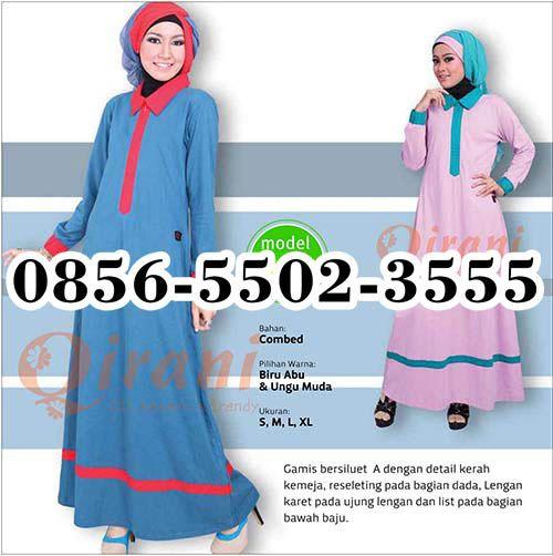 Blouse Qirani Terbaru, HP.0856-5502-3555