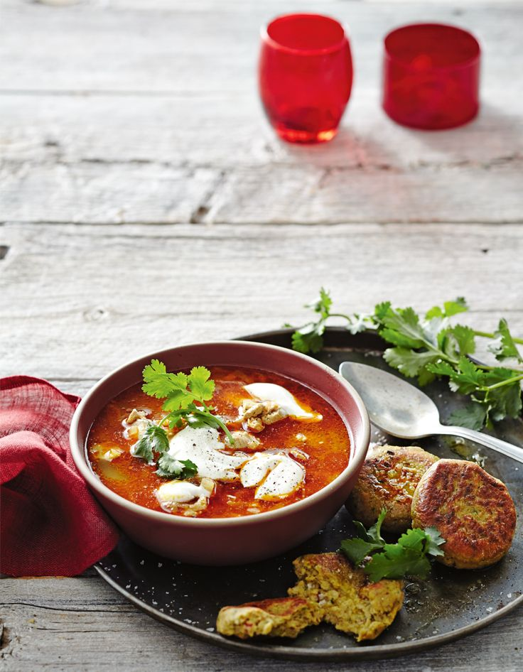Enjoy this Indian mulligatawny soup this winter! http://www.woolworths.com.au/wps/wcm/connect/Website/Woolworths/FreshFoodIdeas/Recipes/Recipes-Content/indianmulligatawnysoup #Woolworths #Indian #Mulligatawny #Soup #Warm #Hearty #Winter