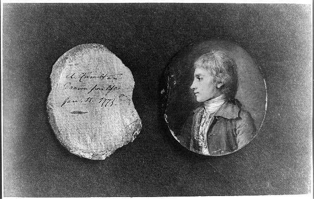 Alexander Hamilton Personal Artifacts Google Search