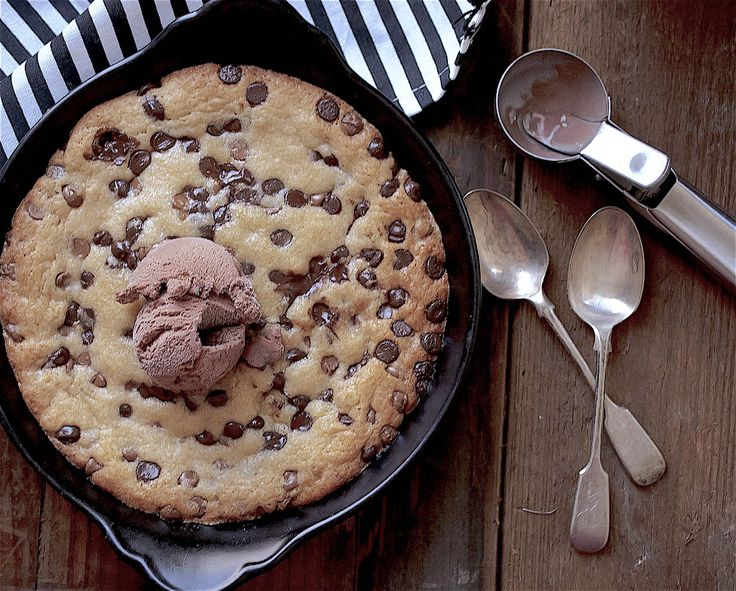 Easy and delicious Pizza Hut Hot Cookie Dough Copycat - www.tiffinandteaofficial.com