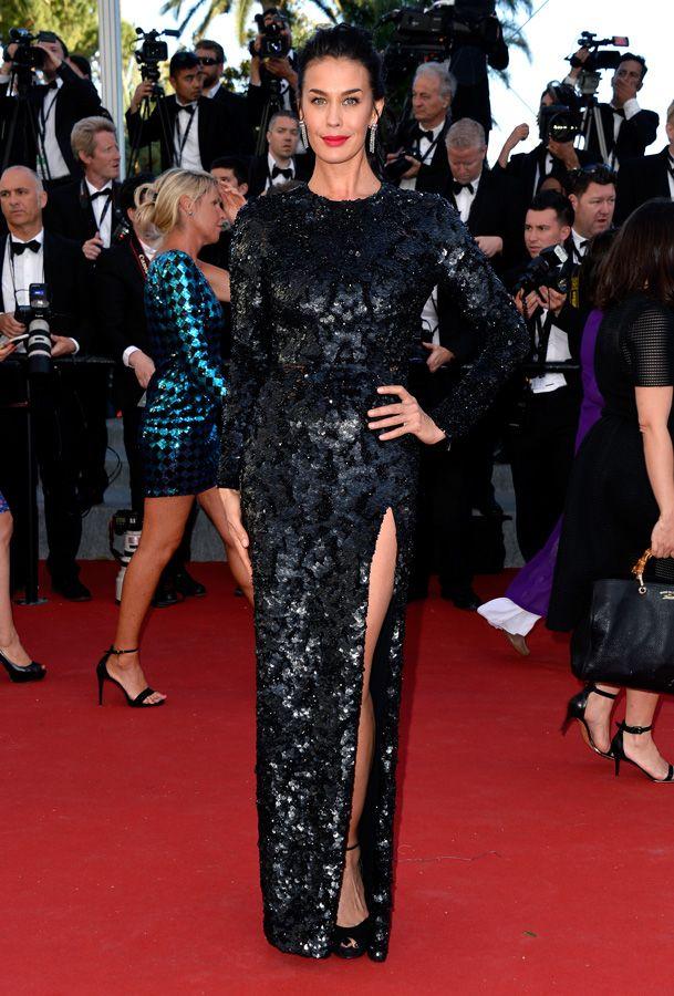 Megan Gale - Cannes 2015
