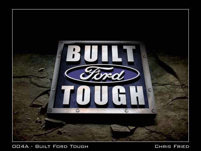 Built Ford Tough Wallpaper  Wwwpixsharkcom Images