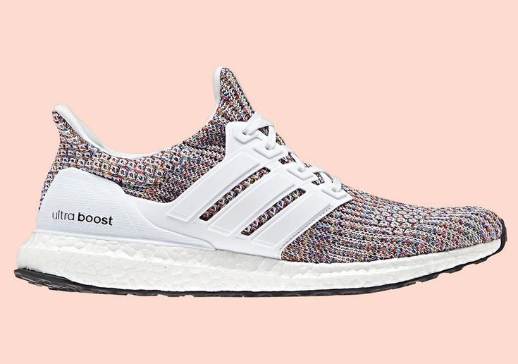 "#sneakers #news adidas Ultra Boost 4.0 ""Multi-Color"" Coming In late"