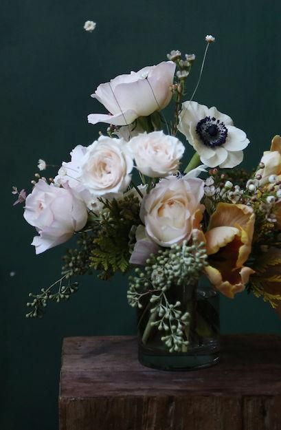 Putnam & Putnam | these gorgeous otherworldy arrangements are gracing the tabletops of some of the city's most exquisite events.