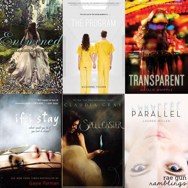 7 Must Read YA Books