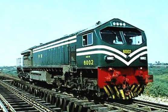 Nine new locomotives added to Pakistan Railways  #Pakistan #News