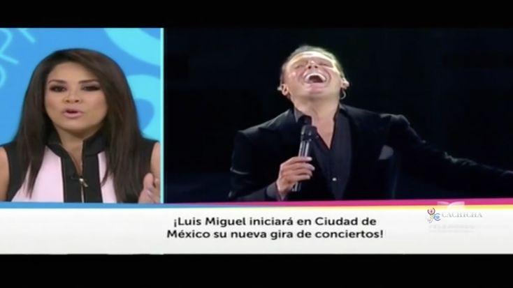 Luis Miguel Regresa A Los Escenarios Intentando Recuperar La Poca Confianza De Su Fanaticada