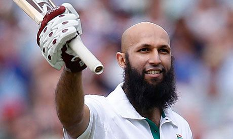 Hashim Amla gets a triple ton in the 1st test against England.