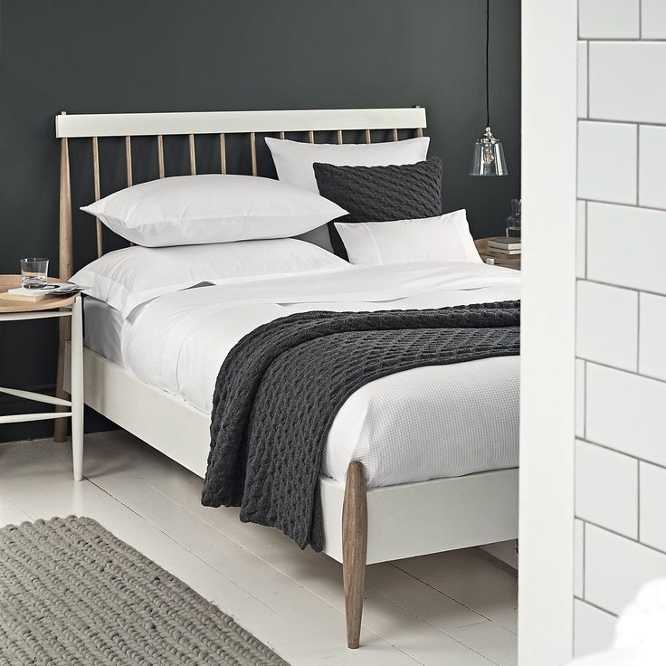 Pembrooke Collection - Charcoal | The White Company