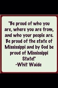 I actually had this professor at Mississippi State!!! :)