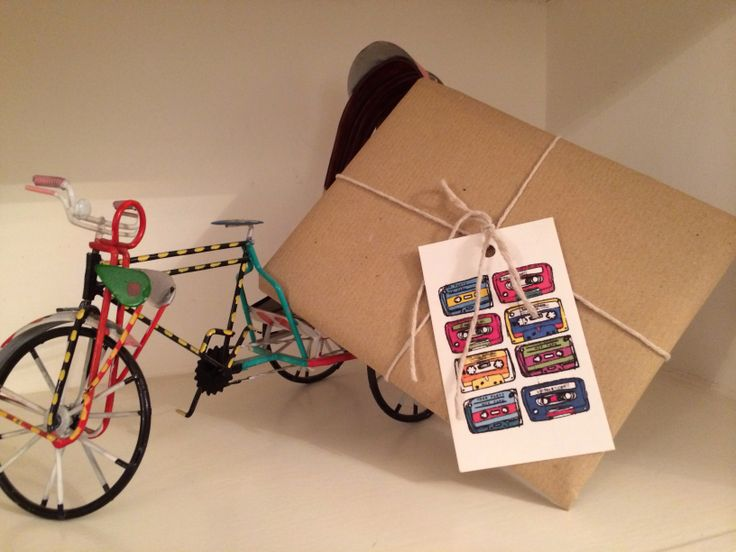 Assorted gift tags @ etsy shop thingsilove.me