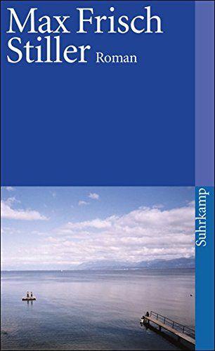 Stiller: Roman (suhrkamp taschenbuch) von Max Frisch https://www.amazon.de/dp/351836605X/ref=cm_sw_r_pi_dp_x_1E2NybWB69Y3N