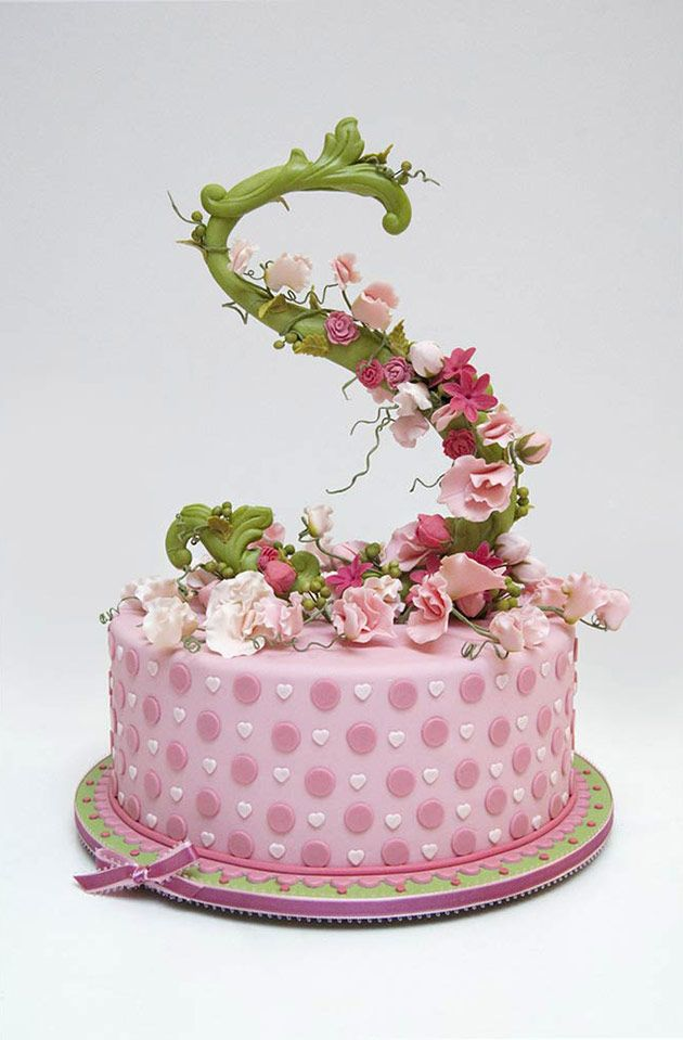 Wedding cakes by Ron Ben-Israel New York City | iPad