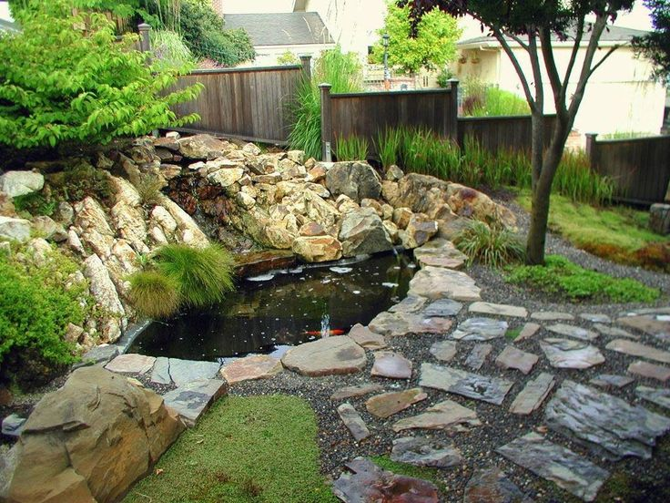 12 Awesome Koi Pond Plans You Can Create Yourself To Add ...