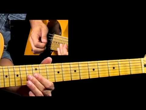 50 Texas Blues Licks - #18 Classic SRV - Guitar Lesson - Corey Congilio - YouTube