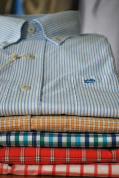 Perfect button downs for our #southerncharmer  #mens #style #clothing #lacoste #menswear #mensstyle #labelingmen