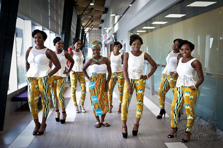 Kente Styles for A Traditional Wedding - Amma Mama