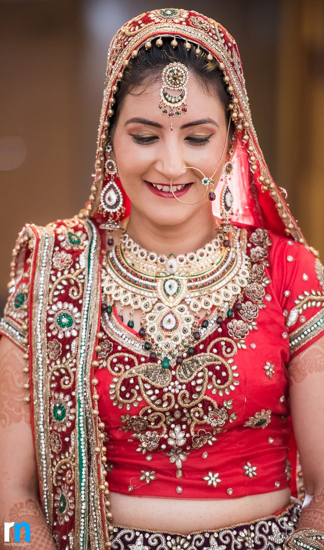 Indian wedding dress for girls