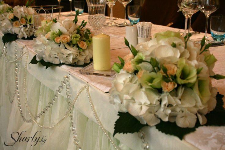 Оливково-яблочная свадьба
