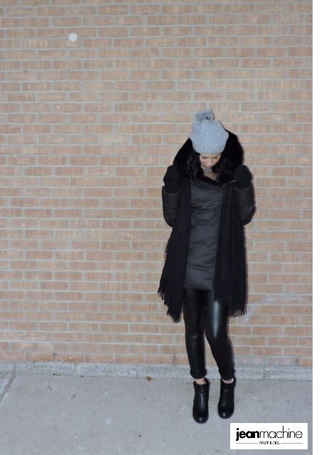 Emily is Winter Chic in our final #StaffPicks of 2014.