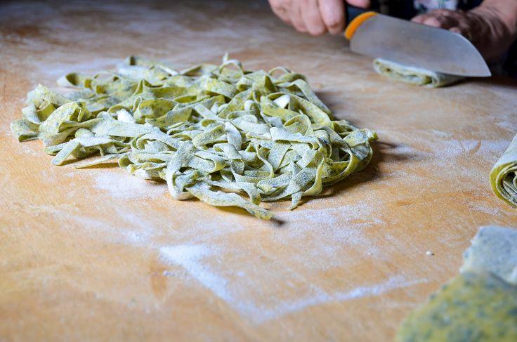Pasta all'ortica con cannellini, una gustosa ricetta vegetariana facile da preparare