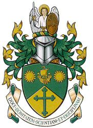 St. Thomas University Coat of Arms - St. Thomas University (New Brunswick) - Wikipedia
