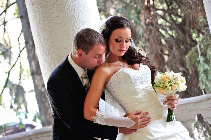 Романтические и нежные фото жениха и невесты. Фотография с душой - свадебный фотограф Павел Поздняк (Харьков).