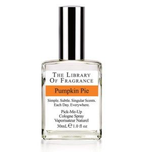 Library of Fragrance Pumpkin Pie: Not Just For Halloween