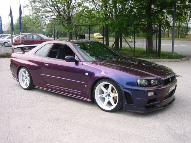 respraying 32 gtr midnight purple - GT-R Register - Official Nissan Skyline and GTR Owners Club forum