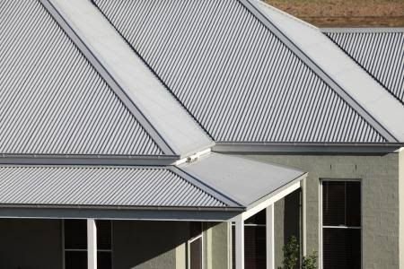 Image result for shale grey colorbond roof images