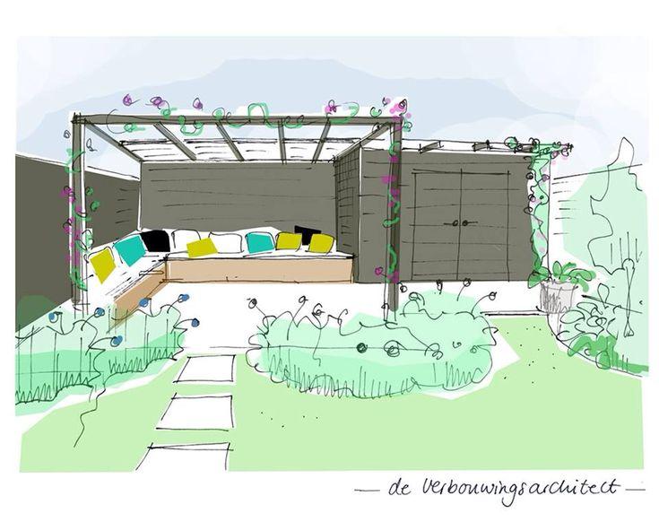meer dan 1000 idee n over huis tekening op pinterest