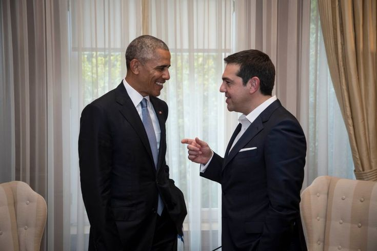 Obama in Athens: Equal Chances for the Young, Meaningful Debt Relief.