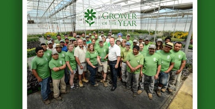 We are honoured to have been awarded Greenhouse Grower's Operation Of The Year and Norval Farm was also awarded Excellence In #Perennial Production! Get the scoop at: http://www.greenhousegrower.com/business-management/sheridan-nurseries-named-greenhouse-growers-operation-of-the-year/