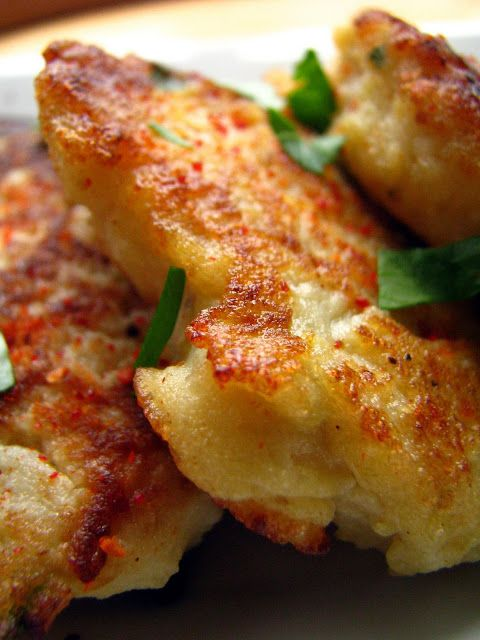 Dans la cuisine de Sophie: Croquettes de chou-fleur au piment d'Espelette et ...