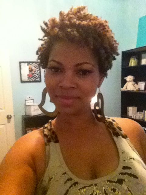 My First Two Strand Twist Out Attempt Hair Love