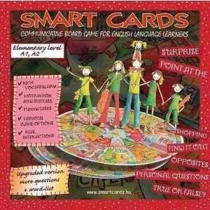 4. helyezett: Smart Cards - angol nyelvű társasjáték #smartcards #okosodjvelunk