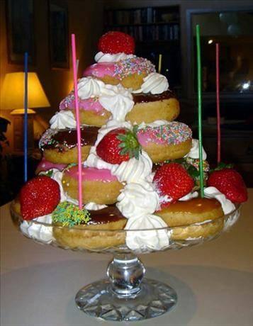 17 best Alternatives to Birthday Cake images on Pinterest Fruit