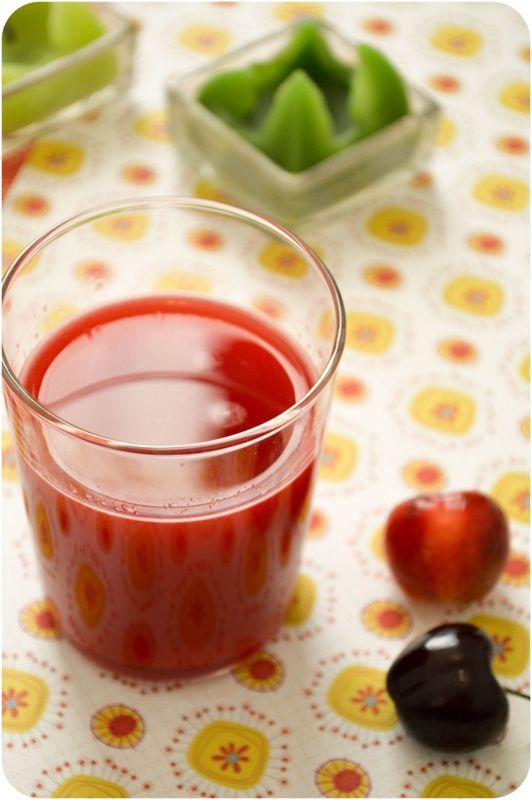 ..Cherry margarita..