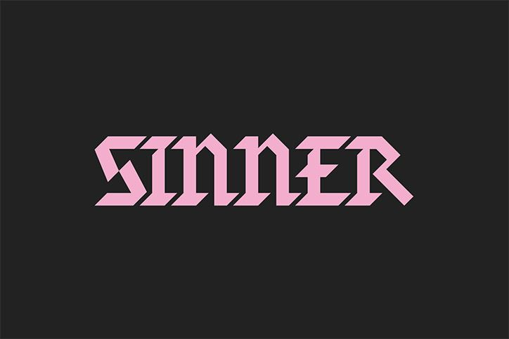 "For the third issue of Australian publication _Krass Journal_, the magazine has had a custom typeface called Sinner produced by Frame Creative. The revised typeface is an accurate reflection of the stylistic tendencies of the magazine, described as ""biting, audacious and confronting"". This issue looks packed with typography and graphic design gems."