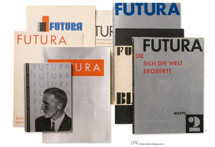 Das Gutenberg-Museum Mainz erzählt nun die Geschichte der Futura. | STYLEPARK