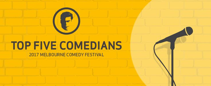 Comedy Festival - Melbourne: Discover the best comedians of the Melbourne Comedy Festival this year with your friends from Joe Fortune online casino.