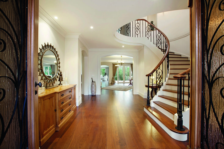 Take a step inside and feel the positive ambiance in this house we built in Blackburn! Astounding, isn't it?! To view more samples of our work, visit our portfolio: http://bit.ly/1VK9haE  #homebuilder #homedesign #interior #home #works