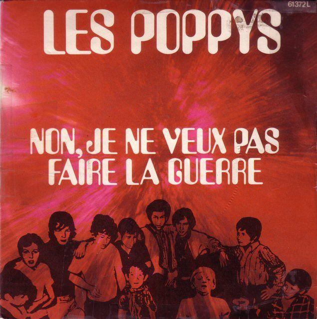 des Poppys - Noël 70