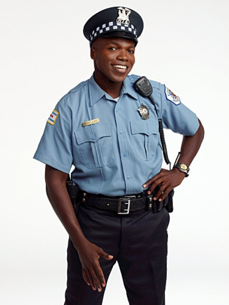 "Reno Wilson as ""Officer Carl McMillan""..LOVE Carl!"