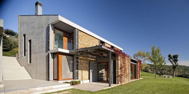 Casa Ampudrán / b720 Fermín Vázquez Arquitectos