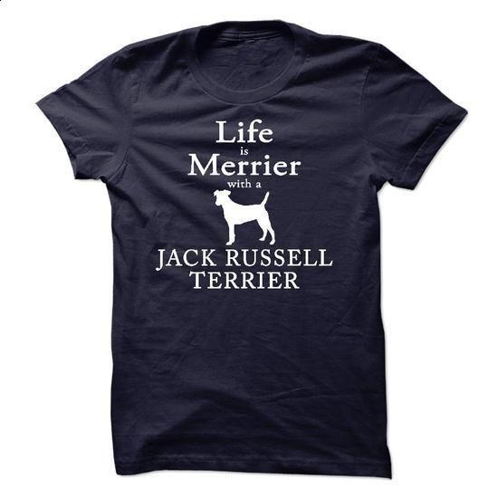 Jack Russell Terrier sf0215 - #black sweatshirt #hoodie sweatshirts. GET YOURS => https://www.sunfrog.com/Pets/Jack-Russell-Terrier-sf0215.html?60505