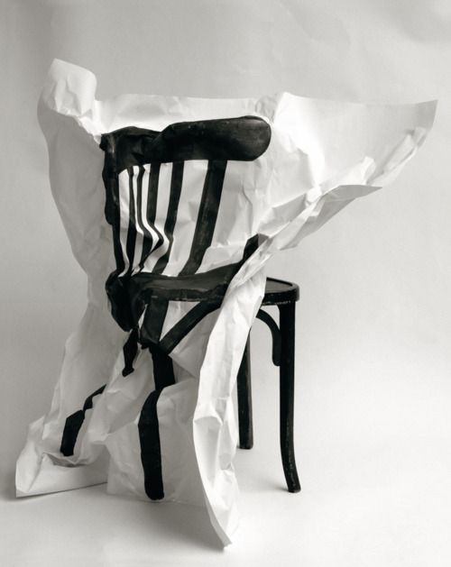 Philippe Soussan - Chaise I - 2010: Chair, Art Nouveau, Inspiration, Philippesoussan, Contemporary Photography, Black White, Seats, Philippe Soussan, Chairs Design