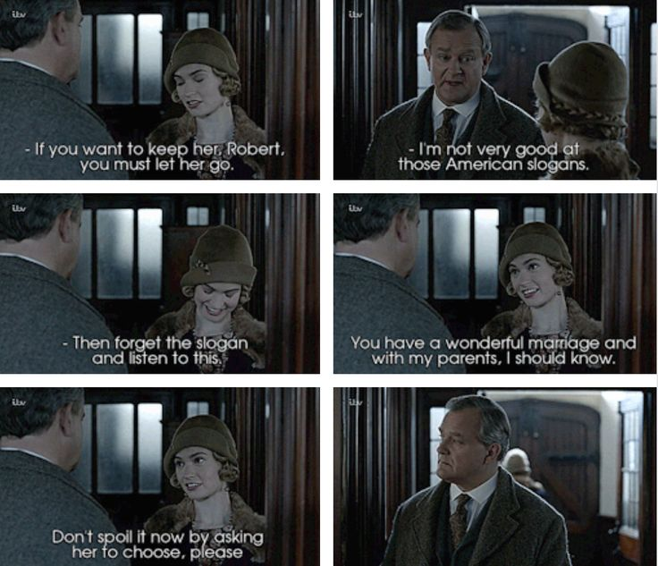 Rose and Lord Grantham | Downton Abbey Season 6 | After seeing Cora at the hospital meeting