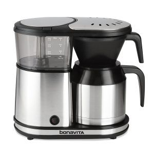 Bonavita-BV1500TS-Carafe-Small Coffee-Maker Stainless