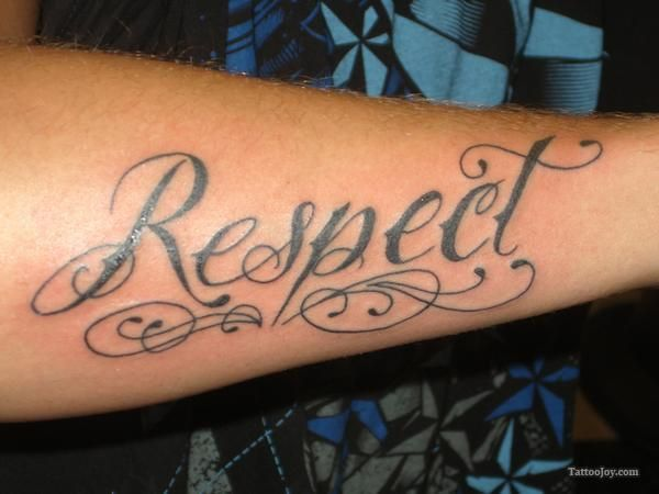 #respect #tattoo #tattoos #ideas #designs #men #formen #menstattooideas